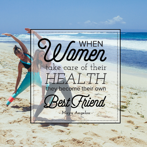 Self-love women's yoga retreat for women Bali