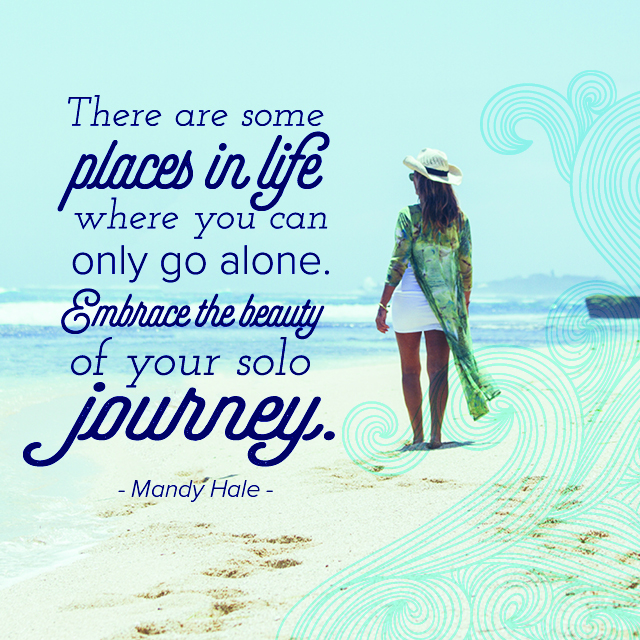 instagram quote solo travel for women